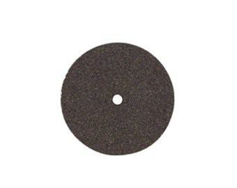 "Box of 100 Flat Double Cut Separating Discs 1"" x .023"" Jewelry Metal Polishing Abrasive Set - ABR-197.30"