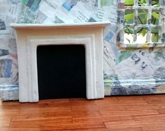 Art Deco Fireplace Etsy