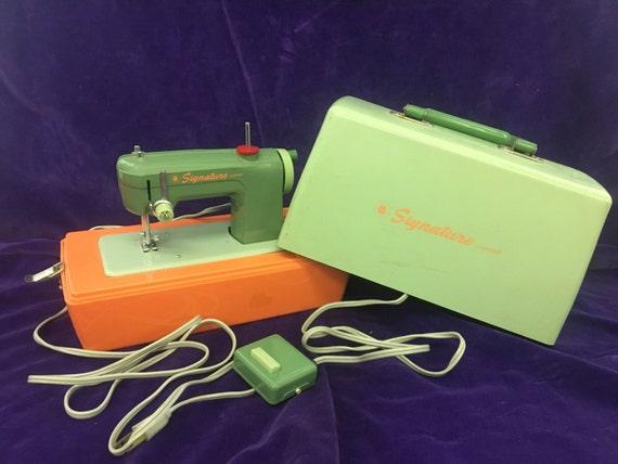 Signature Junior Sewing Machine