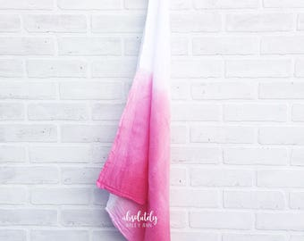 Ombre Tea Towel