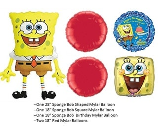 SpongeBob Balloon Set