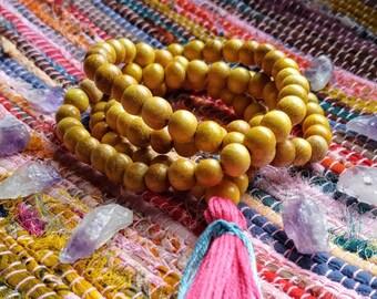 Mala, 108, Handmade, Mala Beads, Prayer Beads, Yoga, Jewelry, Necklace, Meditation
