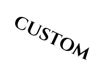 "7x5"" custom drawing"