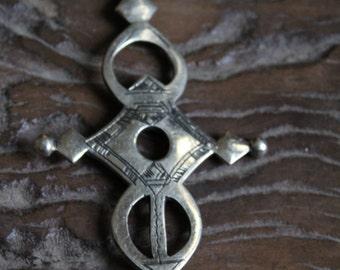 TALISMAN Tuareg tribe - Amulet necklace. Touareg Tribal protection. Ethnic jewelry schmuck . Nomads, Bedouin Tribal, Berber jewelry