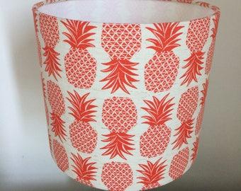 Pineapples, 20cm Dia Lampshade