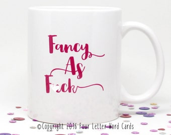 Mature Coffee Mug, Funny Cup, Ceramic Dish, Best Friend Gift, Mother's Day Gift, Coffee Cup for Mom, Gift for Her, Birthday Gift, Curse Word