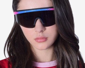 Deadstock Vintage Ski Sunglasses ~ 80s/90s Multi Colors!