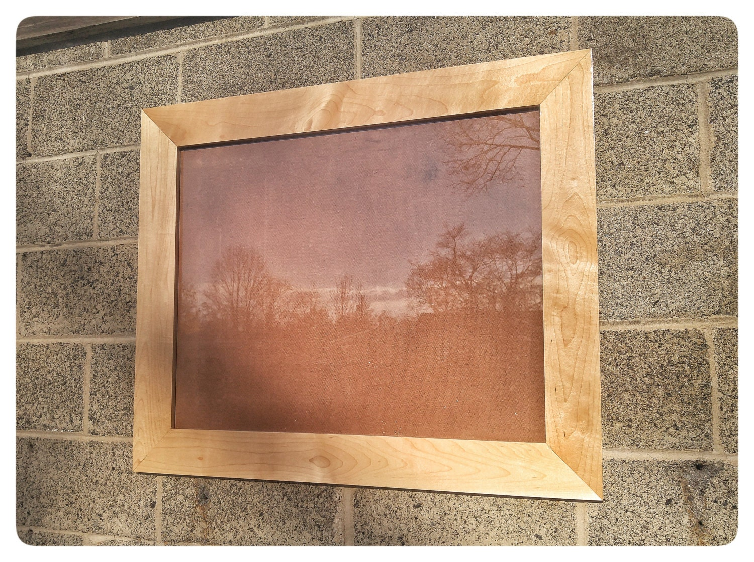 Customizable picture frames