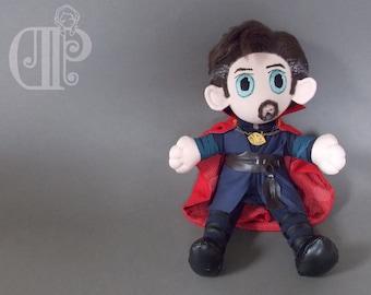 Stephen Strange Doctor Strange Plush Doll Plushie Toy