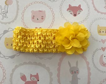 Yellow Headband