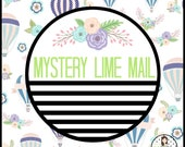 Mystery Lime Mail - Adventure Awaits