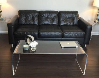 Acrylic Coffee Table Lucite 50 Part 54