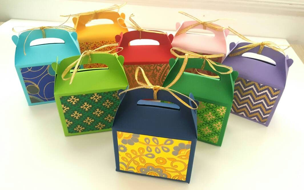 Indian Wedding Favor Boxes Favors