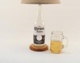 CORONA EXTRA Beer Bottle Lamp