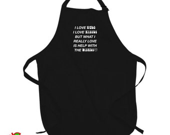 Help With The Dishes (Aprons)