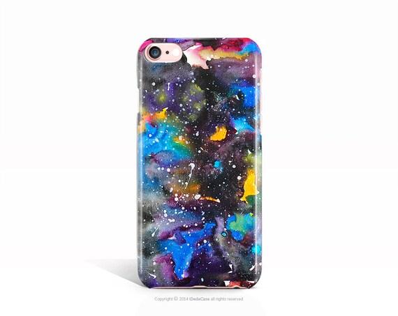 iPhone 7 Case Galaxy Paint iPhone 7 Plus Case iPhone 6s Case iPhone 6 Case iPhone 5s Case iPhone 5 Case Samsung Galaxy S7 Case S7 Edge Case