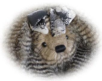 Allie - OOAK Artist Bunny from BearFolk & Friends, A Lil Darlin' Original