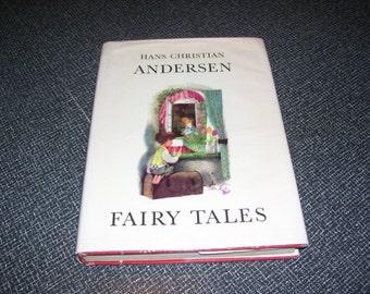 Hans Christian Andersen's Fairy Tales Illustrated by Jiri Trnka 1967 HC/DJ Ex Library Vintage