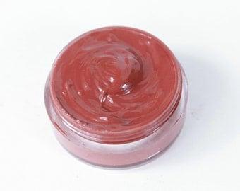 Vegan Lip Gloss : RHEA Lip Catnip. Natural lip gloss. Longwear lip gloss. Natural Makeup. Cruelty Free. Nicolet Beauty.