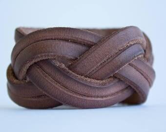 Unique Leather Bracelet,  Bracelet, Men's Leather Bracelet, Women's Leather Bracelet, Men's Bracelet, Cuff Bracelet,