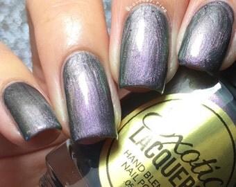 SHAMELESS Multi-Chrome Thermal Color Changing Nail Polish