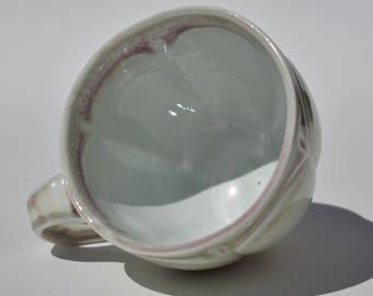 Porcelain teacup, coffee cup