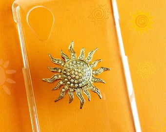 SUN PHONE CASE, sun Samsung case, phone case, sun iPhone case, sun, phone cover, iPhone case, samsung case, bling phone cover