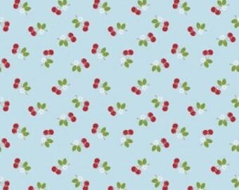 Sew Cherry 2 - Aqua Cherry