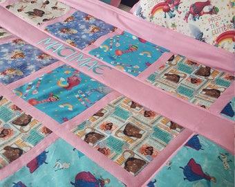Disney Princess Bedding - Girls Crib/Toddler Princess Bedding