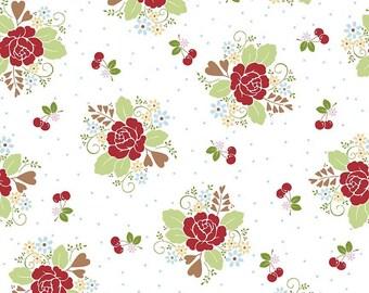 Sew Cherry 2  Main White