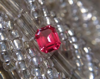 Red Spinel Emerald Gemstone