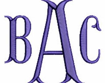 Fishtail Font - Large