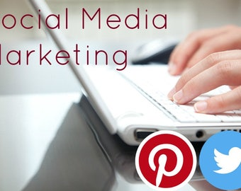 Social Media Marketing Services - Twitter and Pinterest Marketing - Etsy Store Marketing - Website Marketing