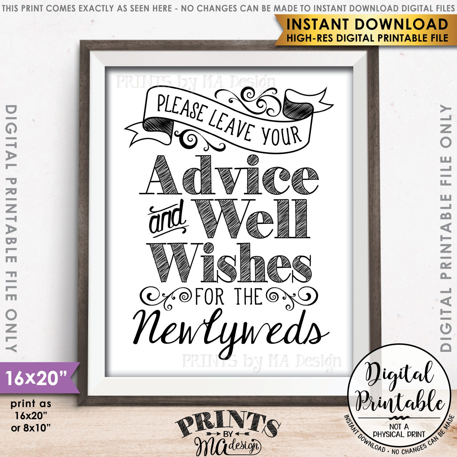 Advice And Well Wishes, Please Leave Your Advice & Well