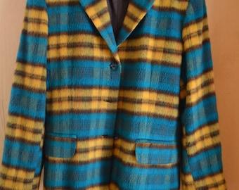 Vintage Jacket ,Excellent,Art ,extraordinary