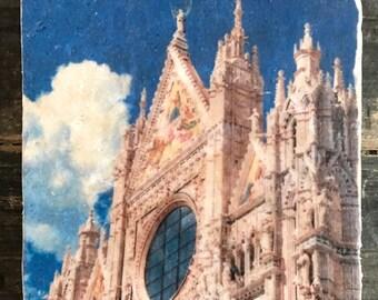 Santa Maria del Fiore Florence Tile
