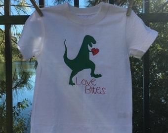 Love Bites Valentine Shirt