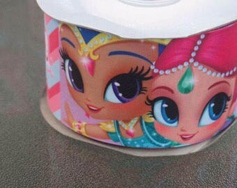"3"" Shimmer & Shine Ribbon"