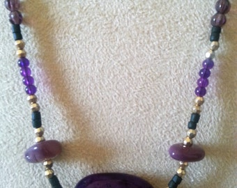 Purple Dream Necklace
