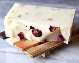 Wood Soap Dish | Reclaimed Wood Soap Dish | Handmade Wood Soap Dish