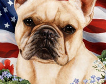French Bulldog Garden Flags