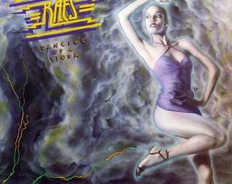 """The Raes - """"Dancing Up A Storm"""" vinyl"""