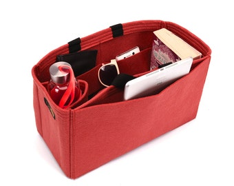 Multifunctional Purse Organizer with Handles for Louis Vuitton Bags, Purse Insert with Multifunctional Pockets ( Express Shipping)
