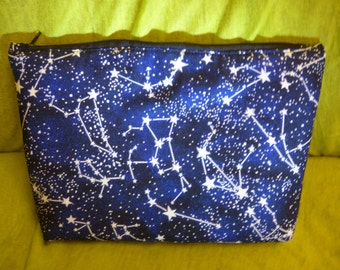 glow in the dark pouch