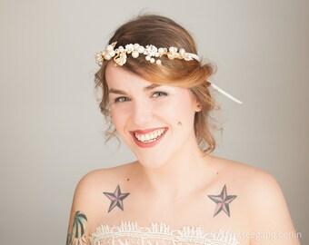 Romantic Bridal Headband