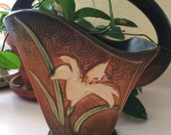 Roseville Pottery Zephyr Lily