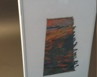 Modern Abstract Art -Oil on Canvas