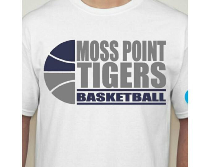 Basketball team shirts