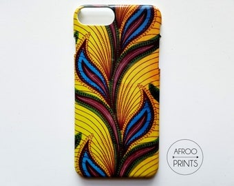 AFROOPRINTS. African Wax Prints XXXVIII Apple iPhone case