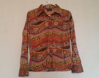 70's Psychedelic Shirt